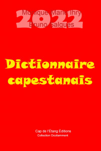 COUVERTURE 1ERE DICTIONNAIRE CAPESTANAIS