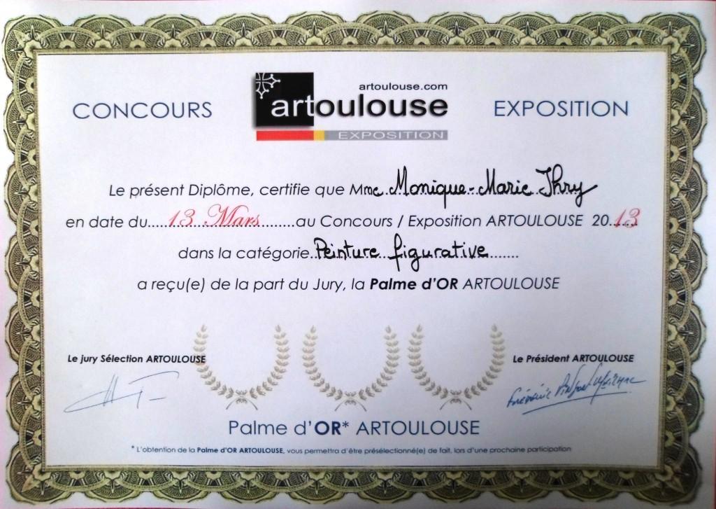 - ART : Palme d'Or concours d'art prix-art-toulouse-palme-dor3