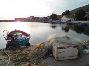 tunisie port farina barque