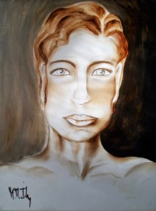 Nikolaï + 41 x 33 cm