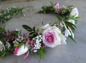 rose et jasmin